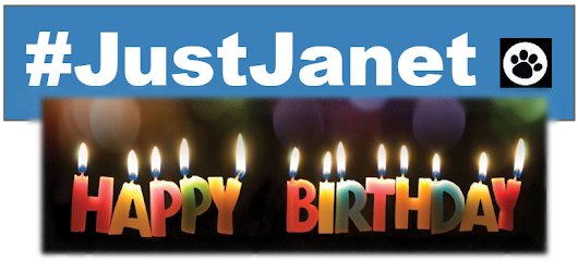 Happy Birthday To Me (From Janet)