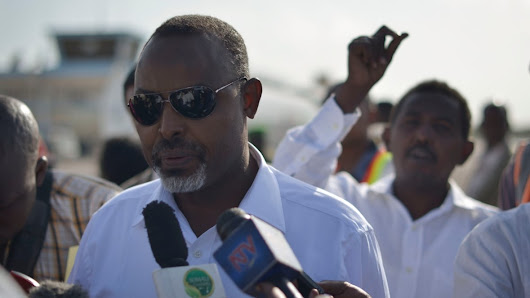 Why Mogadishu's former mayor wants to be Somalia's president