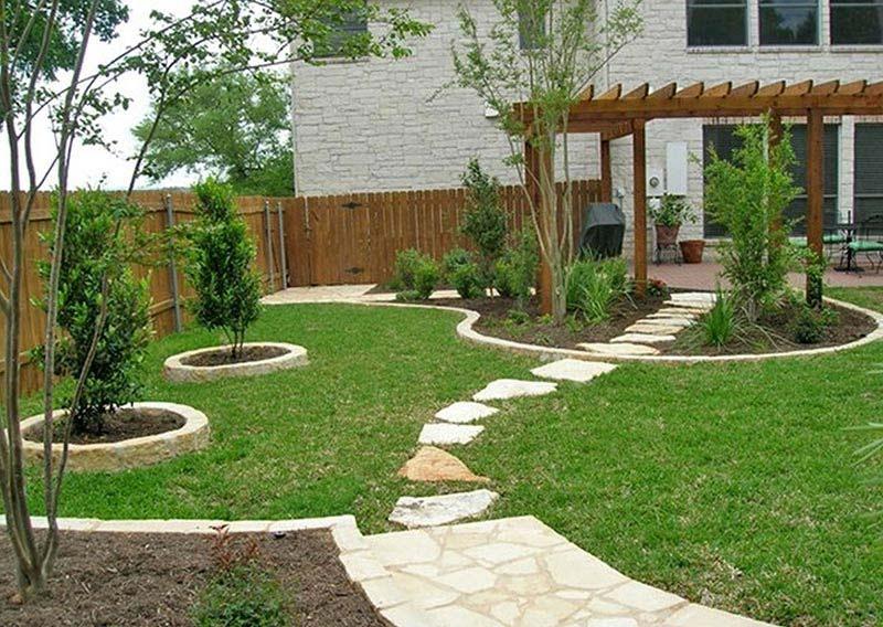 Backyard Landscapes On A Budget small yards, big designs diy landscaping landscape design amp; ideas
