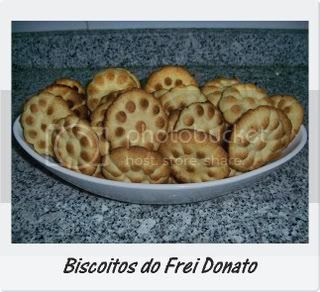 Biscoitos Frei Donato 1