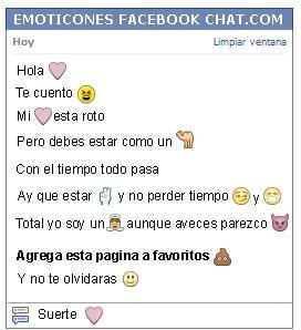 Como Poner Un Emoticon Corazon Lila En Facebook