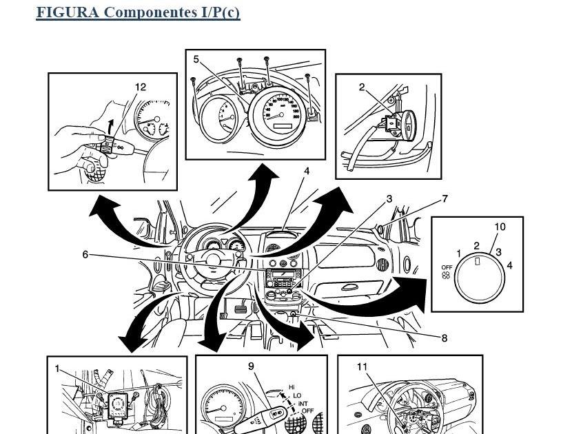 Encontrá manual: Chevrolet aveo manual de reparacion