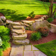 5 Ideas for Your New Backyard Landscape - Atlantic Maintenance Group