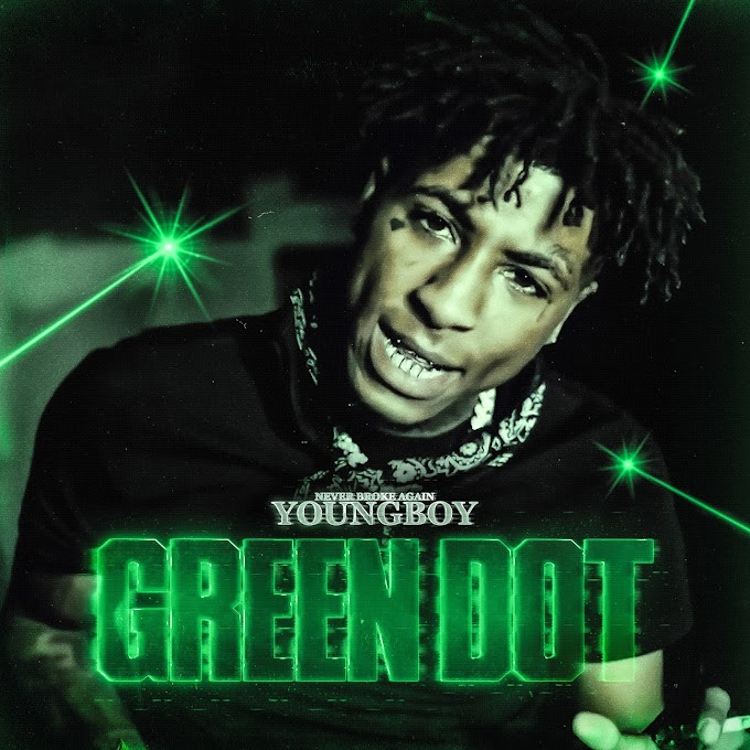 YoungBoy Never Broke Again - Green Dot - Single [iTunes Plus AAC M4A]