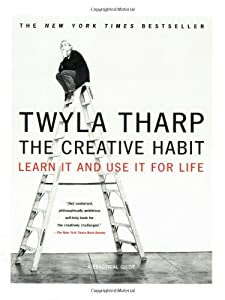 """Cover of """"The Creative Habit: Learn It an..."""