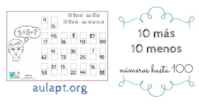 Juegos Matematicos Calculo Mental : Cálculo mental rápido - Web del maestro   Ejercicios de ...