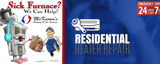 Heating Repairs | McKeowns Heating and Air Services