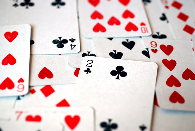 Miscellaneous Playing Cards
