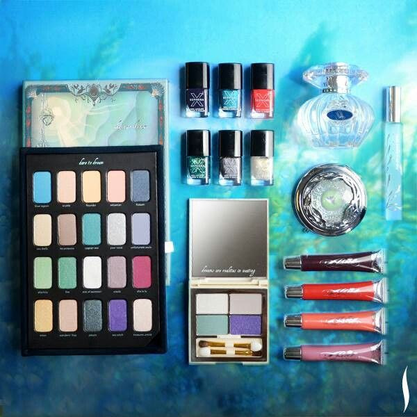 Sephora Ariel Collection