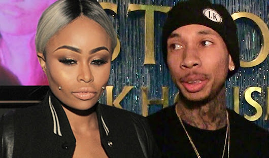 Blac Chyna And Tyga Sex Tape Was Making Rounds Months Ago! - Showbiz Spy