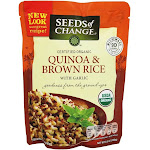 Seeds of Change Organic Quinoa and Brown Rice 8.5 oz.