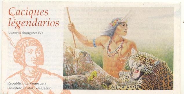 Nuestros aborígenes (V) - Caciques Legendarios