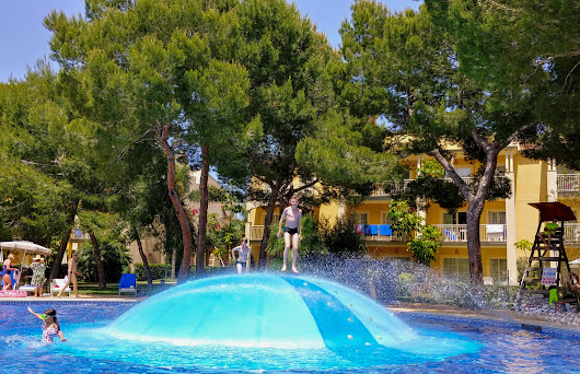 Zafiro Mallorca is a paradise for families | Hotel and travel blog Travel With Timo