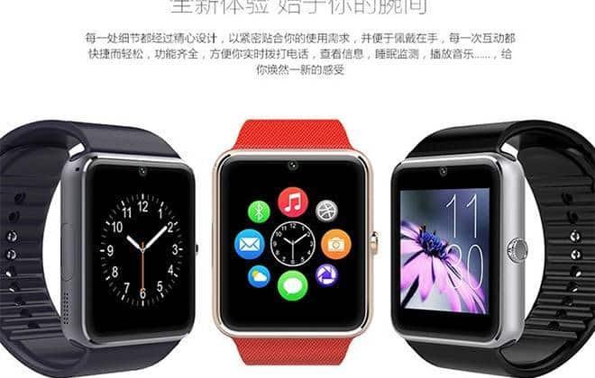 Cópias do Apple Watch já estão à venda na China