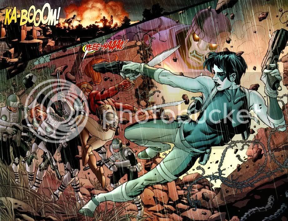 X-Men: Gerra Civil