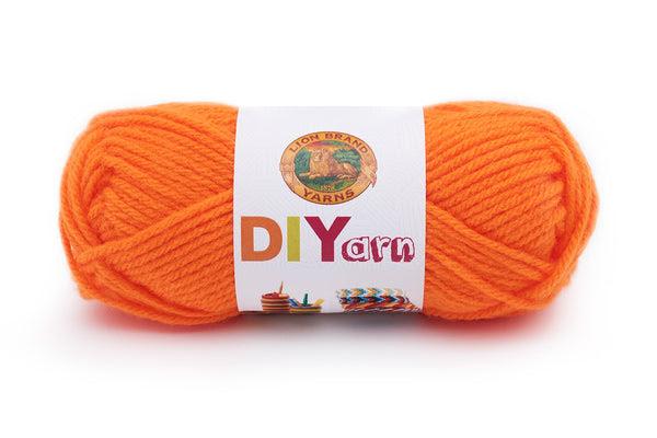Lion Brand DIY Yarn