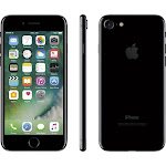 Apple iPhone 7 32GB Jet Black GSM Unlocked (AT&T / T-Mobile) Smartphone