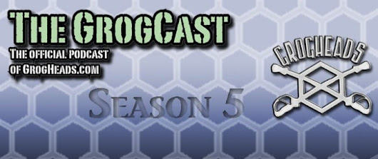 GrogCast Season 5 Episode 9 – Lessons Learned in Gaming
