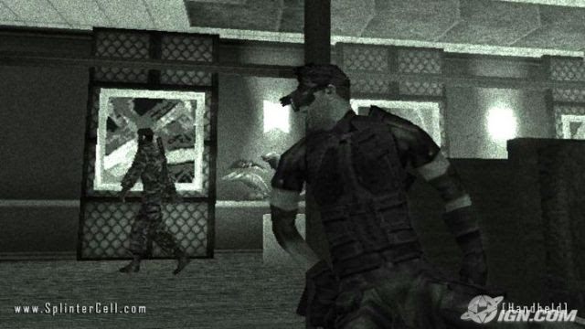 Tom Clancy's Splinter Cell Essentials  Picture