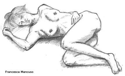 Life Drawing - Francesca Mancuso