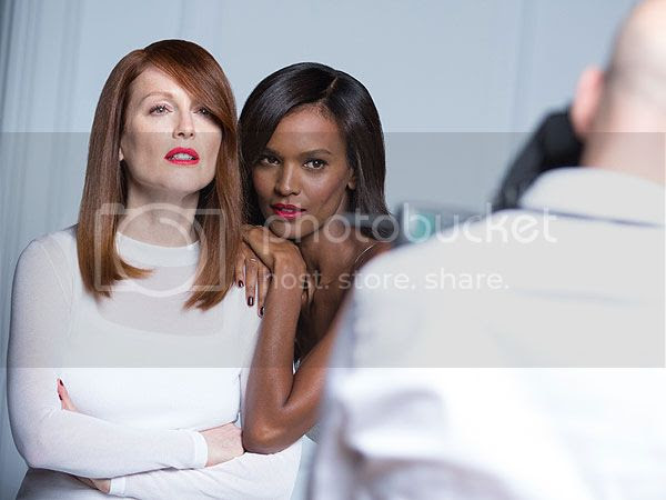 Blake Lively,  Zoe Saldana, Eva Longoria, and More For New L'Oréal Paris Campaign photo loreal-new-campaign-julianne-moore.jpg