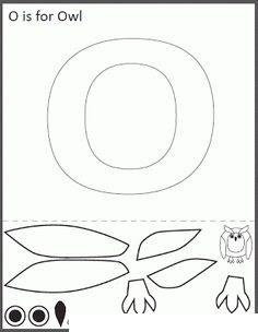 Letter O Crafts - Preschool Crafts