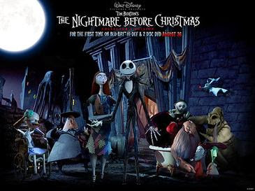 List Of The Nightmare Before Christmas Characters Wikiwand