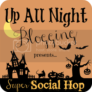 Up All Night Blogging - Super Social Hop