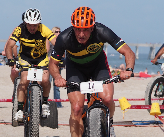 """Up close and personal"" – US Open Fat Bike Beach Championship"