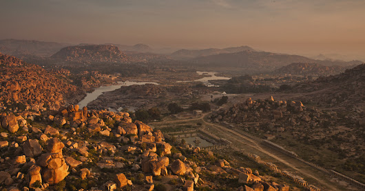 Outdoor Photography Primer - Landscapes and Heritage of Hampi - Darter Photography