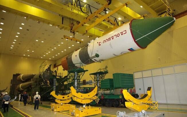 Foguete russo descontrolado irá cair na Terra