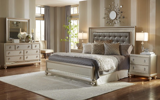Visit A Bed Room Furniture Manufacturer And Designing The Room Will Get Easier!