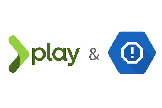 Setting up Stackdriver Error Reporting on Play Framework 1.4