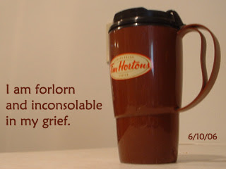 Tim Hortons Mug