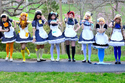 CLICK HERE to support My Cup of Tea Maid Cafe Calendar