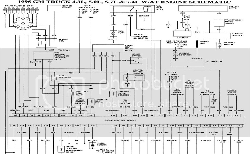 1993 Chevy Silverado Wiring Diagram - Circuit Diagram Images