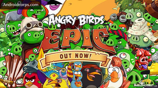 Angry Birds Epic Mod Apk v 2.1.26322.4307 (Lots of Money) | Android Corps | Android Modded Games, Android Games, Android Apps, Apk - Android Corps