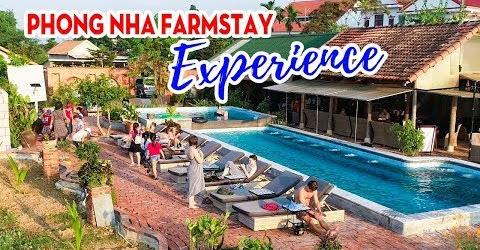 DU LỊCH QUẢNG BÌNH | Trải nghiệm Phong Nha | Phong Nha Farmstay Experience