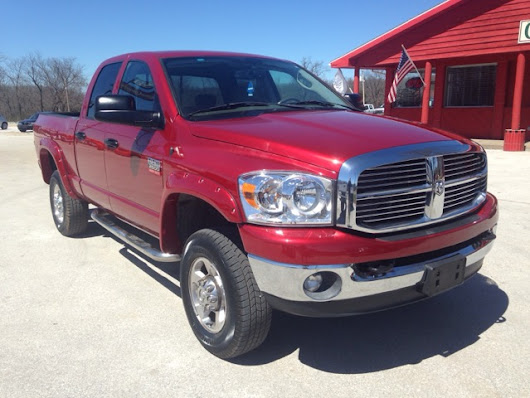 Used 2008 Dodge Ram 2500 for Sale in Springfield MO 65802 Clouse Motor Company