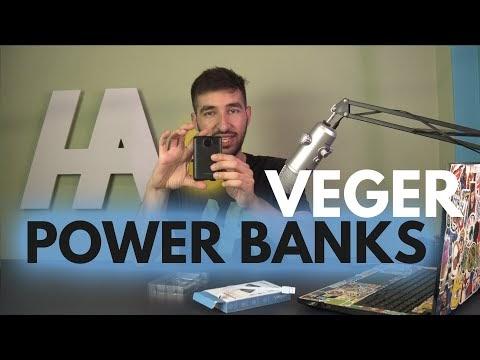ΚΕΡΔΙΣΕ ΕΝΑ POWER BANK 10.000mAh της VEGER (Διαγωνισμός)