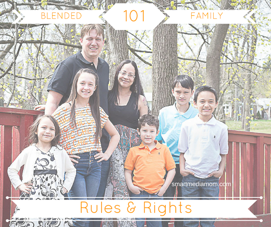 Blended Families 101: Rules and Rights