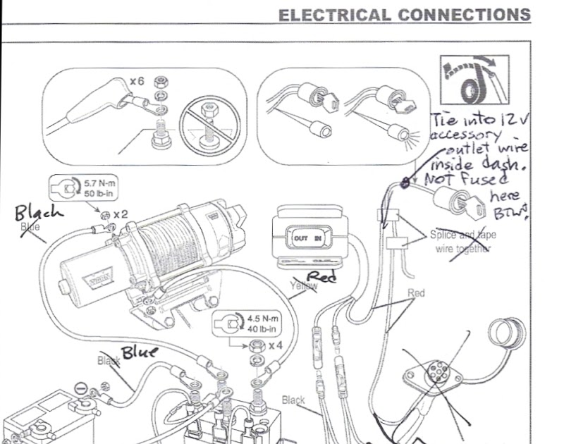 EHX Download Badland Winches 2000 Lb Winch Wiring Diagram