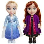 DisneyFrozenII -Anna & Elsa Adventure Dolls