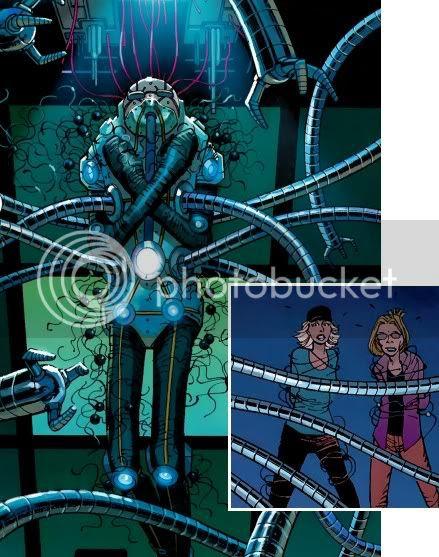 Homem-Aranha vs Octopus
