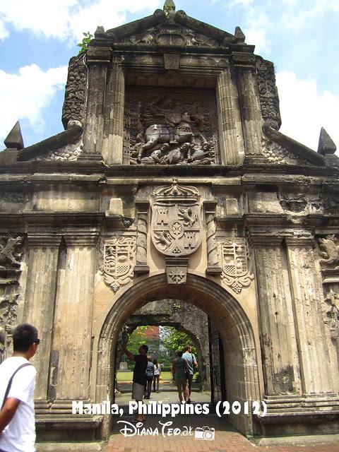 Day 4 - Philippines Intramuros 01