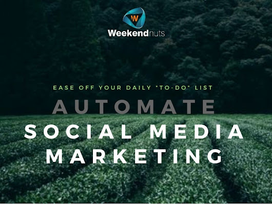 Automate your social media marketing