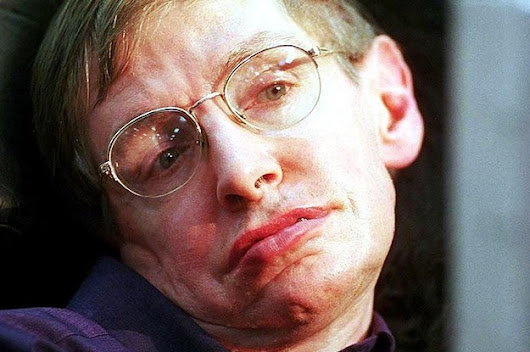 Stephen Hawking, Astrophysicist With A Paralyzing Disease, Dies At 76