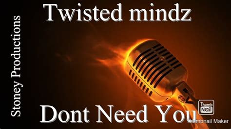 twisted mindz dont   open verse open collab