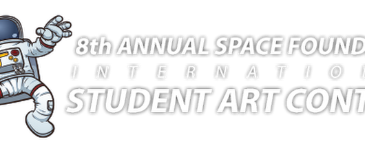 """My Space City Vision…"" is Theme for Space Foundation's Eighth Annual International Student Art Contest 