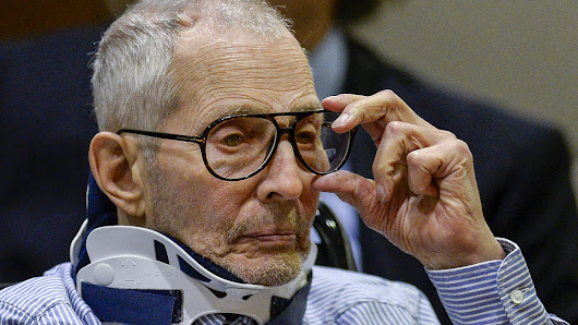 Is accused murderer Robert Durst crazy, or crazy like a fox?